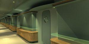 Отель Poseidon обходится постояльцам в $ 15 000, но им не жалко отдавать огромные суммы за такое чудо